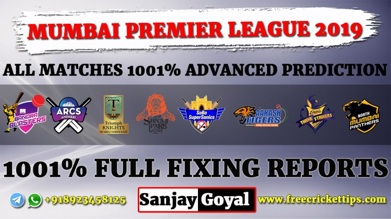 MPL 2019 Full Fixing Report