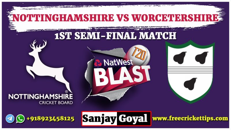 1st & 2nd Semi Final Match