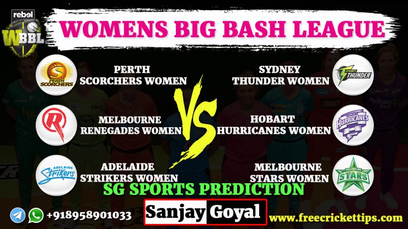 Womens Big Bash League 2019