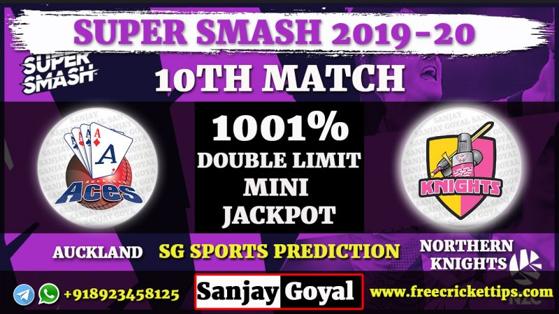 Auckland vs Northern Knights Match Prediction